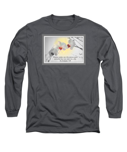 Ten Rulers Long Sleeve T-Shirt