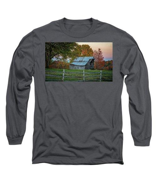 Tennessee Barn Long Sleeve T-Shirt