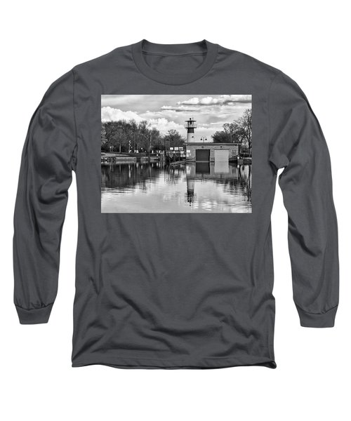Tenney Lock 3 - Madison - Wisconsin Long Sleeve T-Shirt