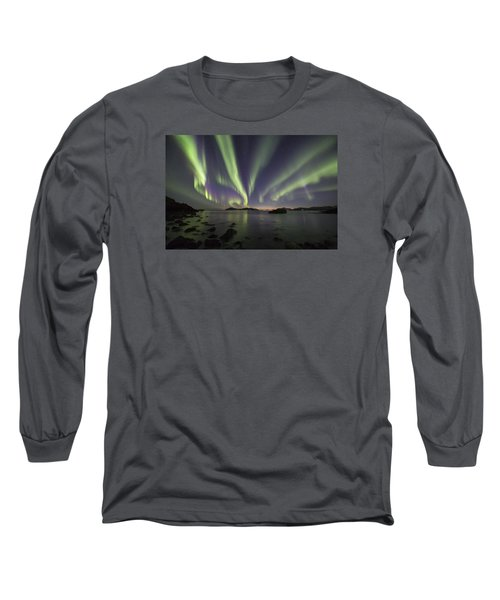 Tentacles In The Sky Long Sleeve T-Shirt