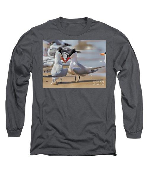 Terns Head2head Long Sleeve T-Shirt