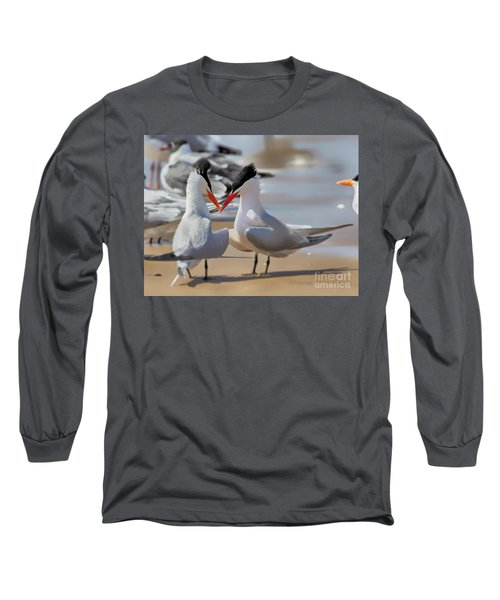 Terns Head2head Long Sleeve T-Shirt