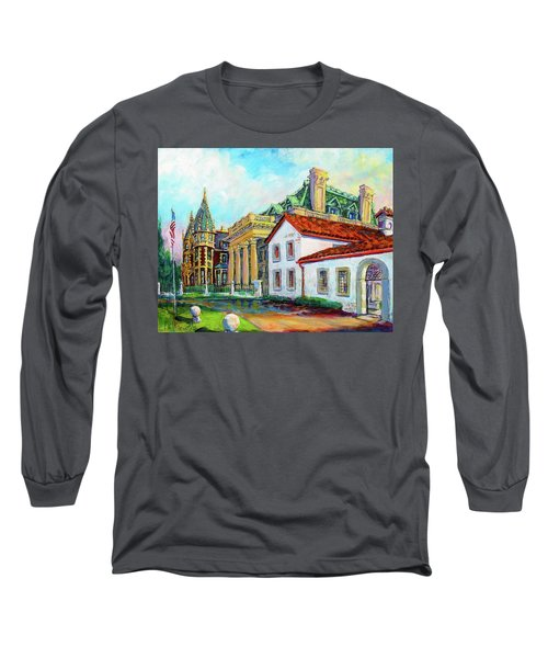 Terrace Villas Long Sleeve T-Shirt by Les Leffingwell