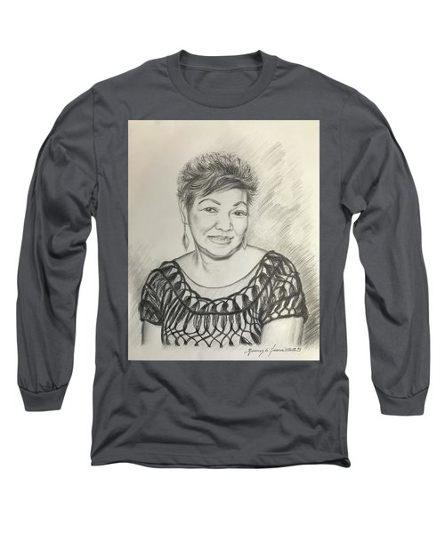 Tessie Guinto  Long Sleeve T-Shirt