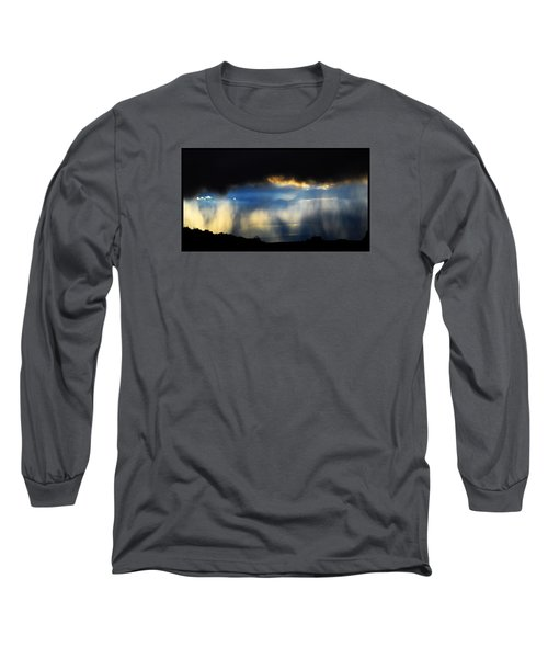 Tesuque Weather Vistas Long Sleeve T-Shirt by Susanne Still