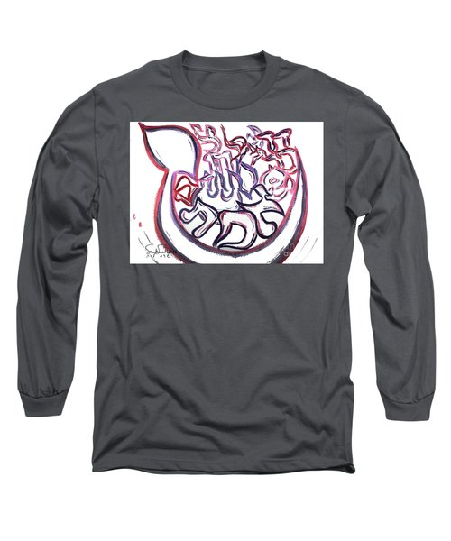 Truth Existance Miracles And More Ab6  Long Sleeve T-Shirt