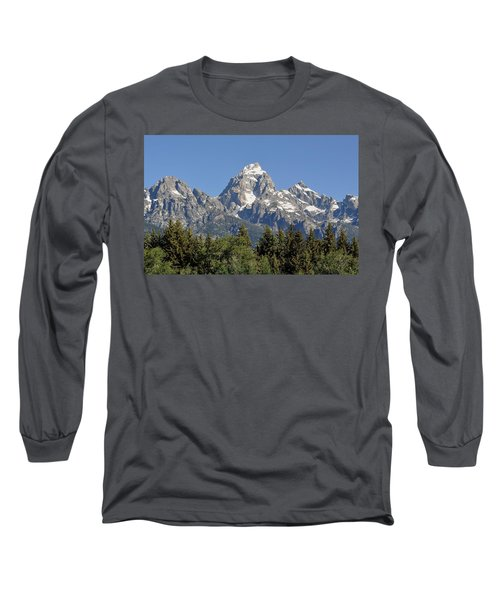 Teton Grande Long Sleeve T-Shirt