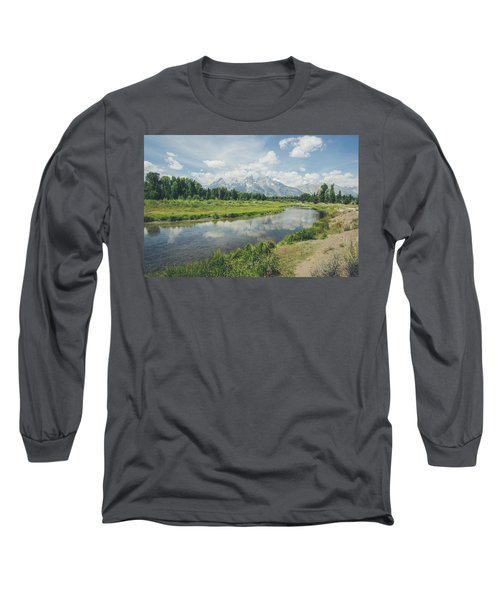 Teton Reflections Long Sleeve T-Shirt