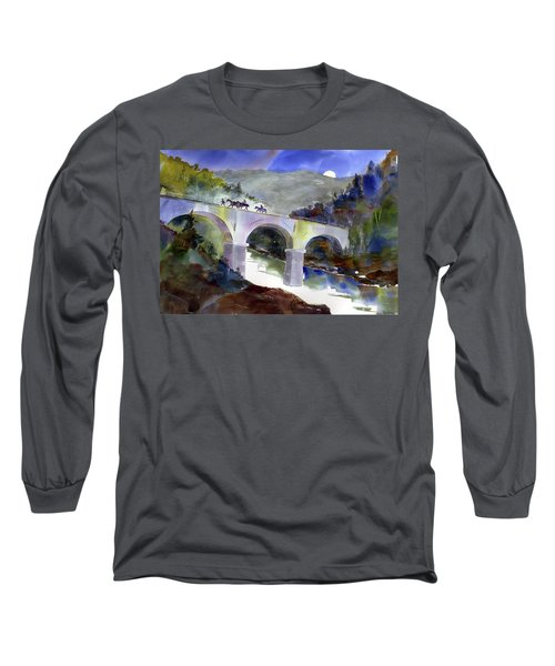 Tevis Crossing 3am Long Sleeve T-Shirt