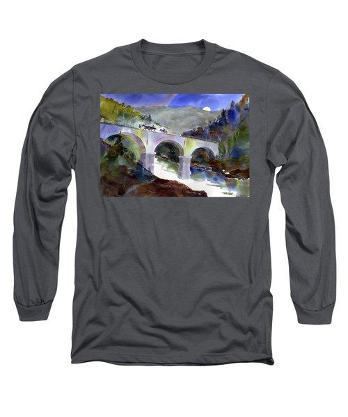 Tevis Crossing 3am Long Sleeve T-Shirt