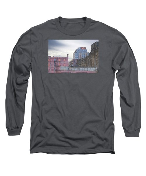 Teweles Seed Co Long Sleeve T-Shirt by David Blank