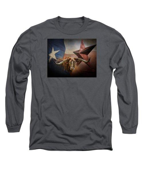 Texas Long Sleeve T-Shirt