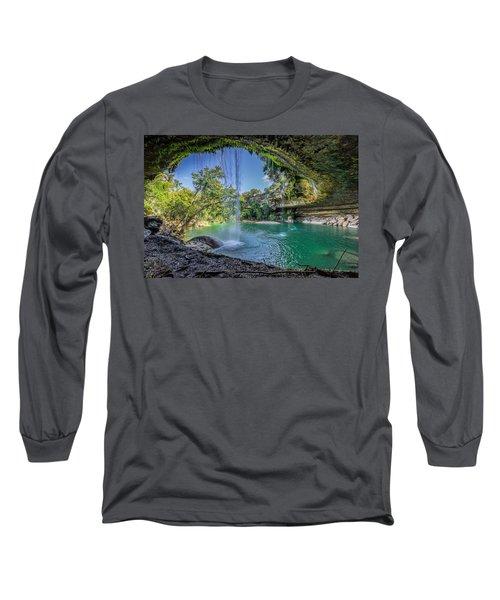 Texas Paradise Long Sleeve T-Shirt