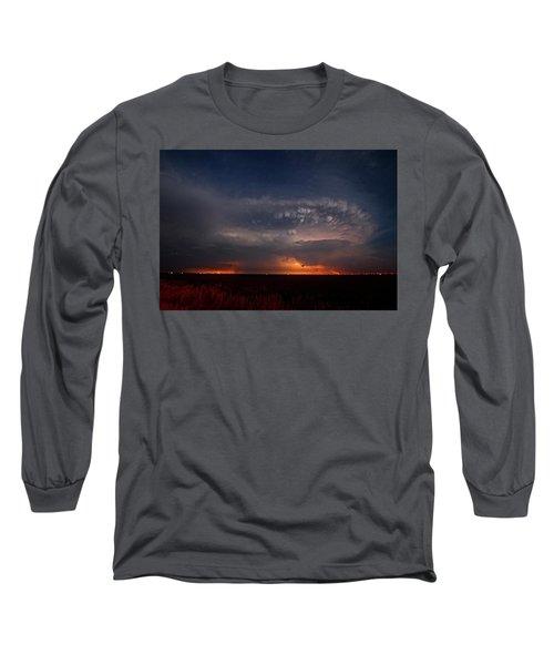 Texas Storm Long Sleeve T-Shirt