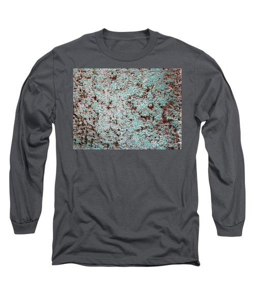 Texture No. 5-1 Long Sleeve T-Shirt