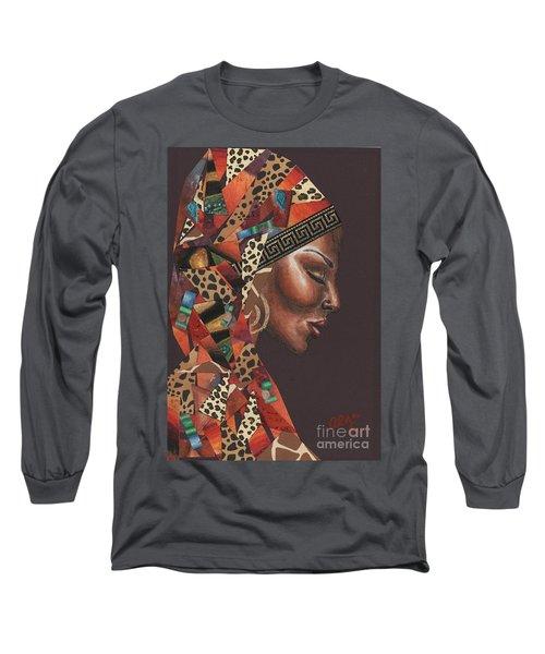 Thank You Angela Long Sleeve T-Shirt