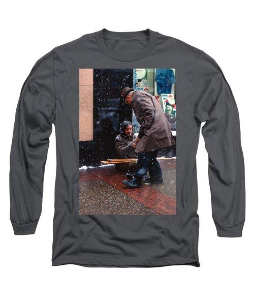 Thanks Mister Long Sleeve T-Shirt