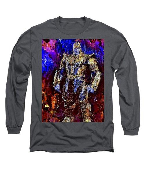 Thanos Long Sleeve T-Shirt