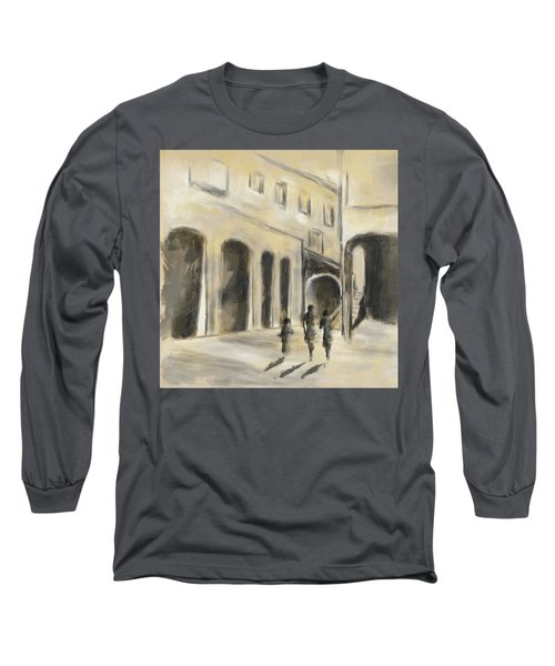 That Old House Long Sleeve T-Shirt