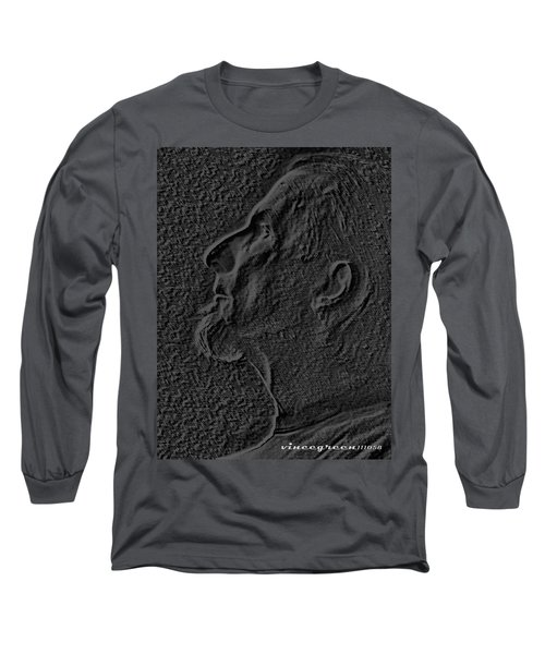 That Upon Which We Focus Long Sleeve T-Shirt