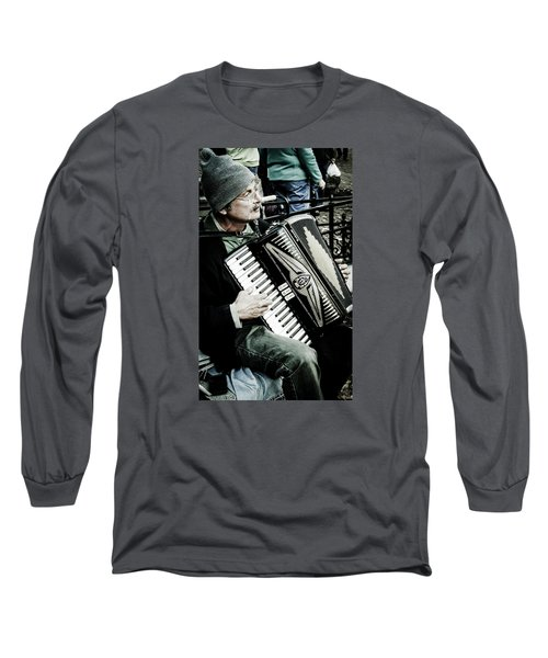Long Sleeve T-Shirt featuring the photograph Thats Amore by Bruce Carpenter
