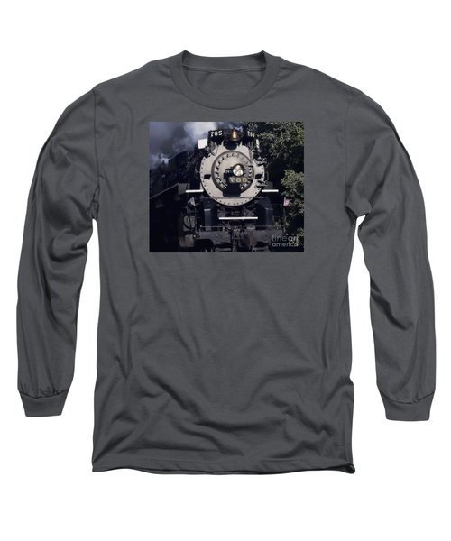 The 765 Long Sleeve T-Shirt by Jim Lepard