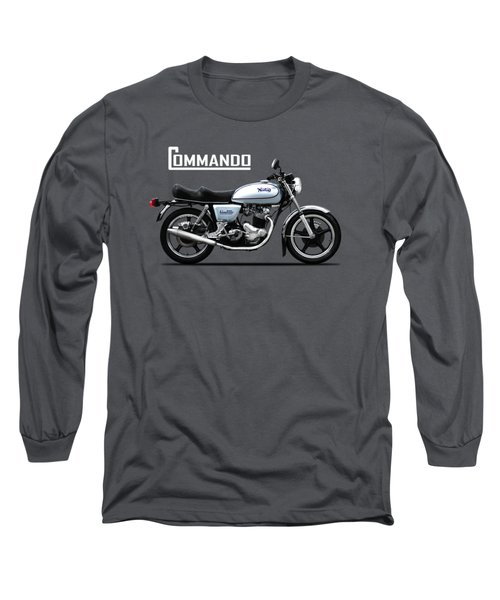 The 850 Commando Long Sleeve T-Shirt