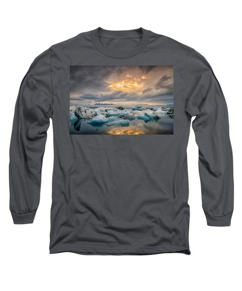 The Afternoon Has Gently Passed Me By Long Sleeve T-Shirt