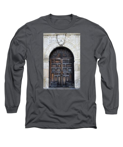 The Alamo Door Long Sleeve T-Shirt