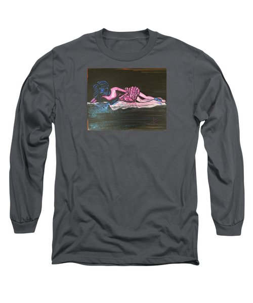 The Alien Ballerina Long Sleeve T-Shirt