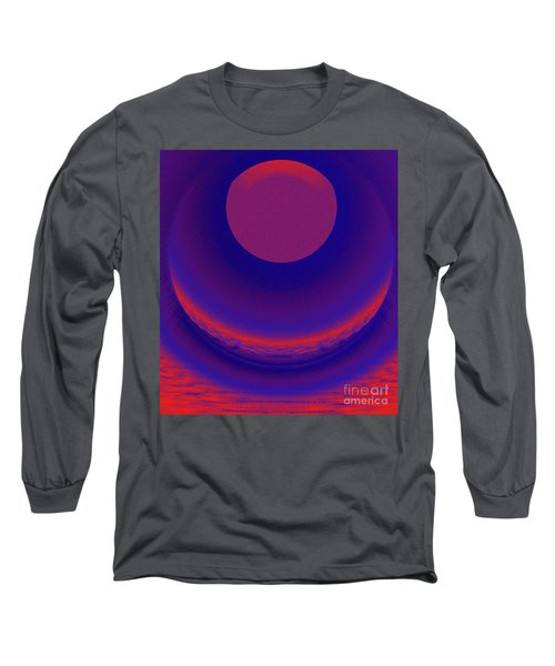 The Alignment Sequence Long Sleeve T-Shirt