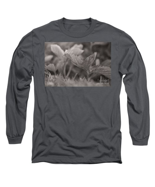 The Allotment Project - Strawberry Plant Long Sleeve T-Shirt