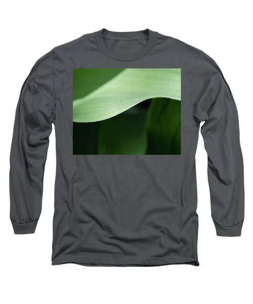 The Allure Of A Curve - Long Sleeve T-Shirt