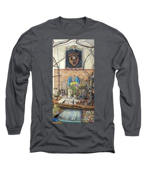 The Altar Long Sleeve T-Shirt
