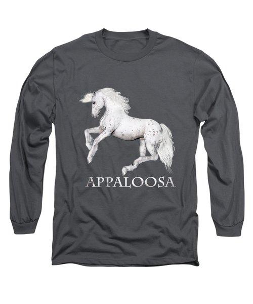 The Appaloosa Long Sleeve T-Shirt