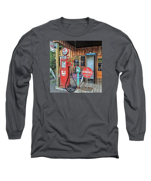 The Apple Station Long Sleeve T-Shirt