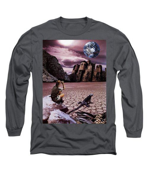 The Archeologist Long Sleeve T-Shirt