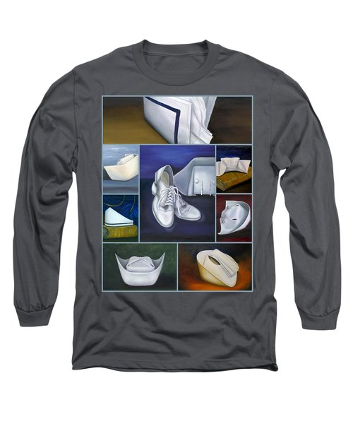 The Art Of Nursing Long Sleeve T-Shirt
