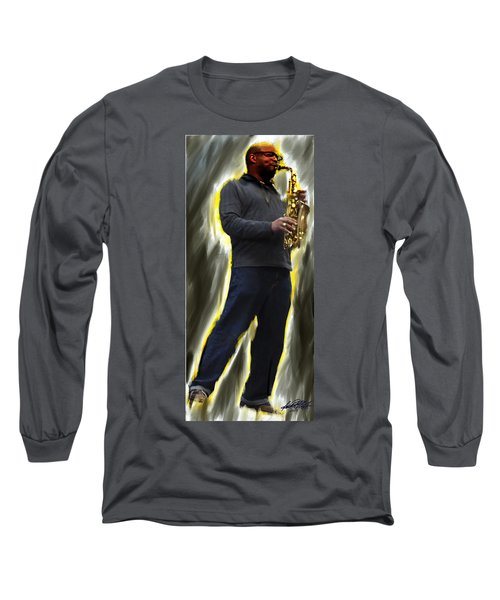 The Artist's Other Long Sleeve T-Shirt