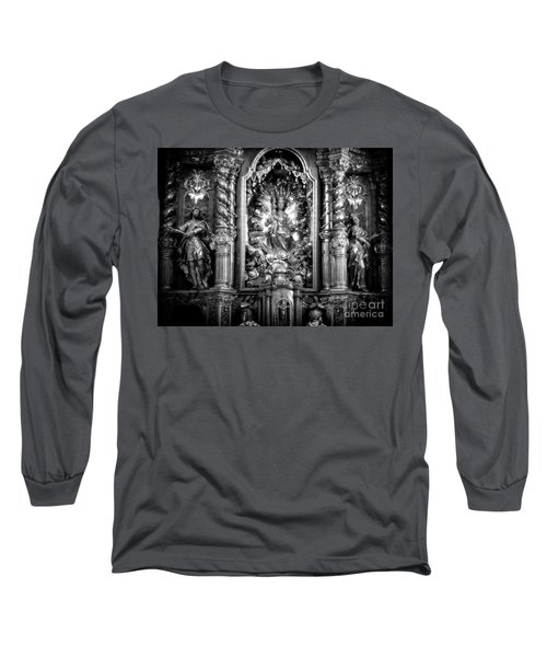 The Assumption Of Mary Pilgrimage Church Long Sleeve T-Shirt