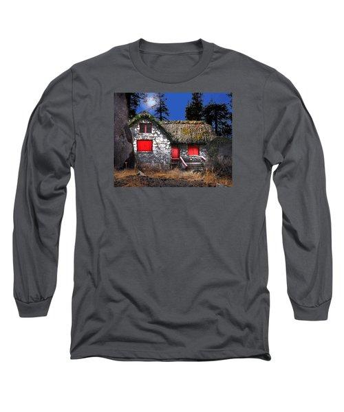 The Auld Church Long Sleeve T-Shirt