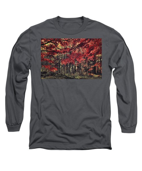The Autumn Colors Long Sleeve T-Shirt
