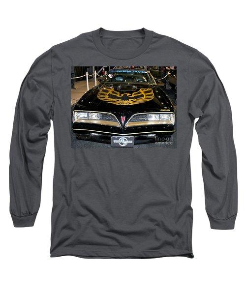 The Bandit Long Sleeve T-Shirt by Pamela Walrath