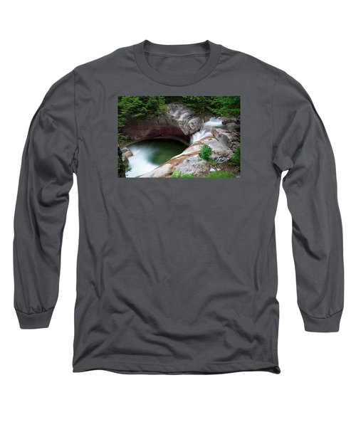 The Basin From Above Long Sleeve T-Shirt