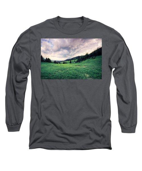 The Basin Long Sleeve T-Shirt