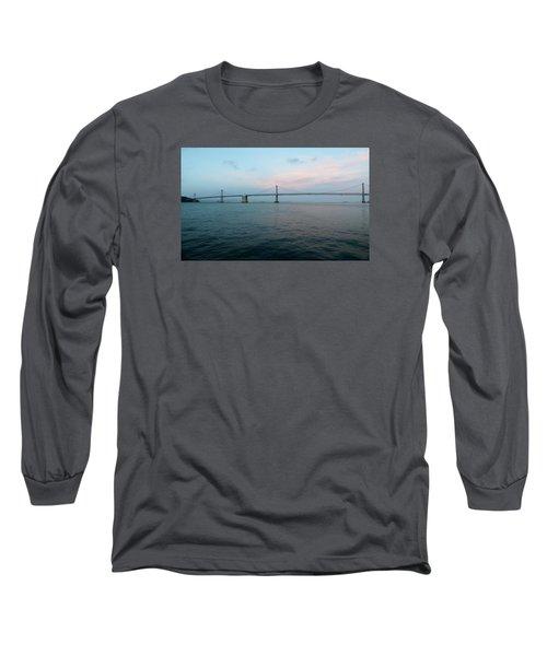 The Bay Bridge Long Sleeve T-Shirt