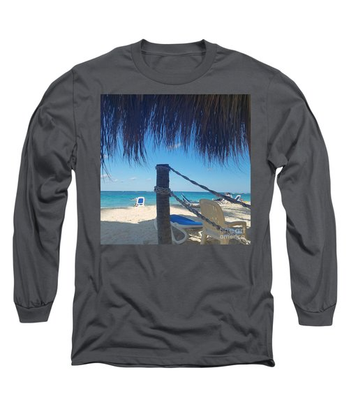 The Beach's Edge Long Sleeve T-Shirt