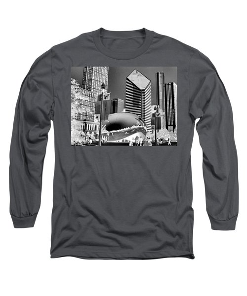 The Bean - 2 Long Sleeve T-Shirt by Ely Arsha