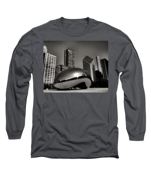 The Bean - 4 Long Sleeve T-Shirt by Ely Arsha
