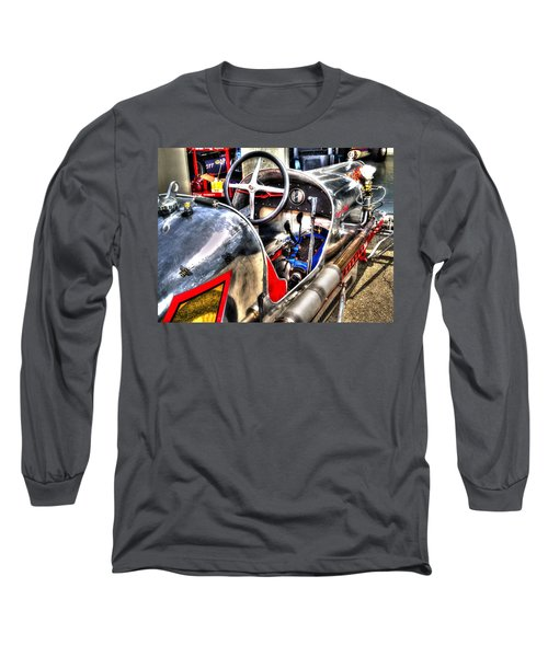 The Bee Long Sleeve T-Shirt by Josh Williams